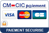 paiement s&eacute;curis&eacute;