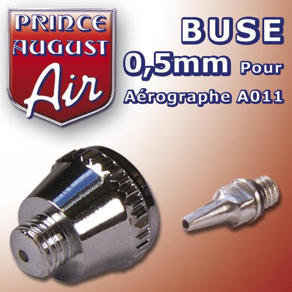 aérographe prince august malette