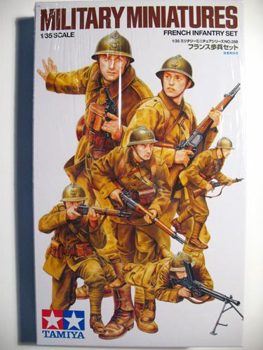 Tamiya 1 35 french infantry Retro fuck picture