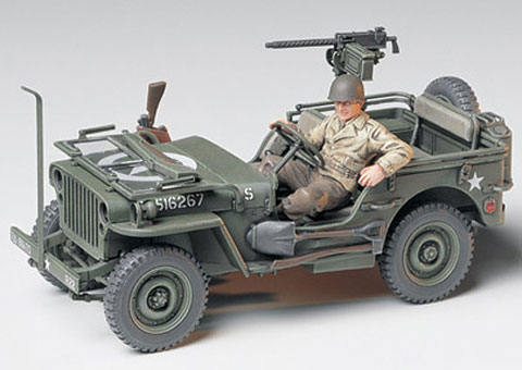 maquette tamiya 35219 1 35 us jeep willys mb 1 4 ton truck. Black Bedroom Furniture Sets. Home Design Ideas